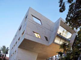 Zaha Hadid Architects:黎巴嫩Issam Fares国际关系学院