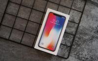 迟到的分享,iPhone X 开箱图赏